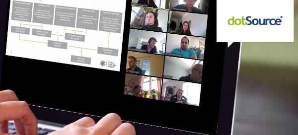 dotSource bietet Remote-Business-Coaching für kreatives Teamwork, Bildung und Eventorganisation