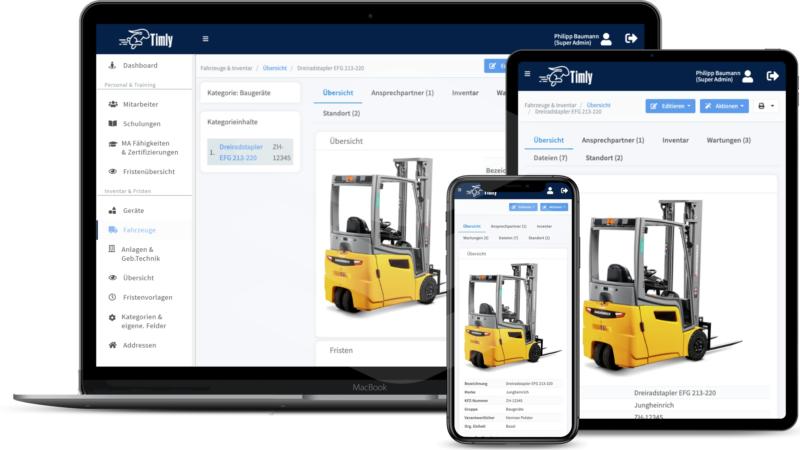 Zürcher Start-up Timly.com startet mit Cloud-Lösung durch