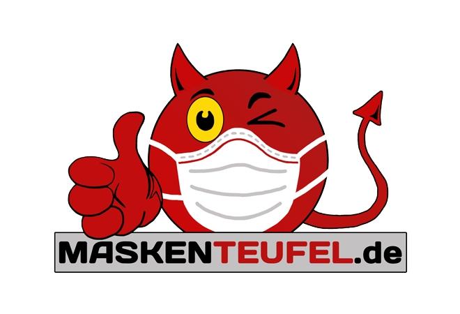 Maskenpflicht in Deutschland – der Maskenteufel hilft