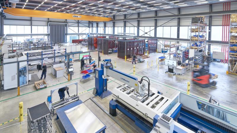 nextLAP kooperiert mit der Demofabrik Aachen im Cluster Smart Logistik