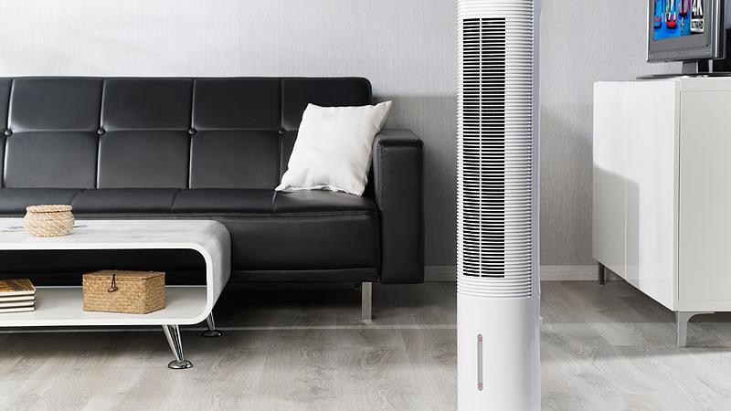 Sichler Haushaltsgeräte 3in1-WLAN-Luftkühler VT-560.app