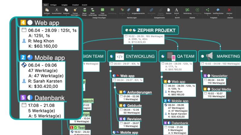 MindManager für Mac 13 vereinfacht komplexe Informationen und trägt so zum Geschäftserfolg bei