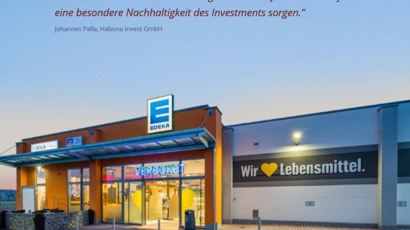 Habona Deutsche Einzelhandelsimmobilien Fonds 07
