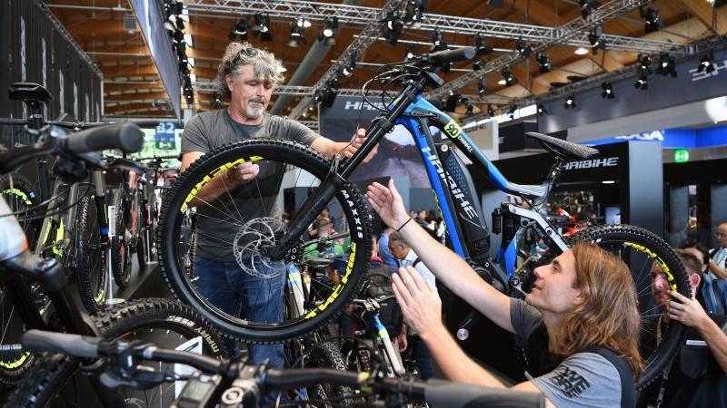 Fahrradverkäufe boomen in der Corona-Krise