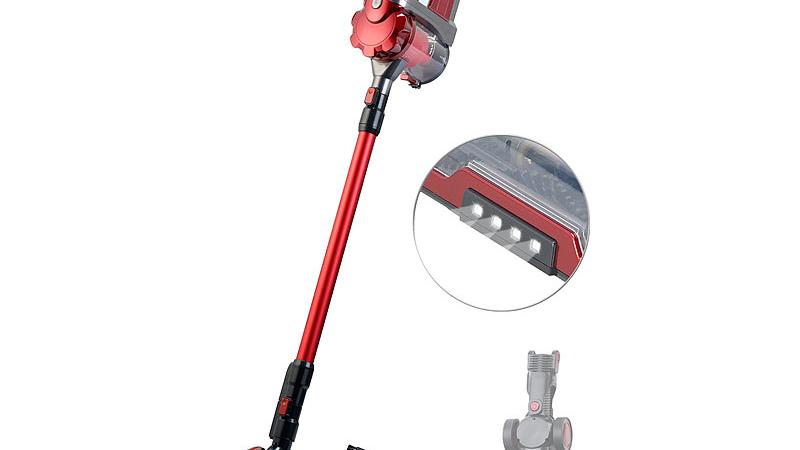 Sichler Haushaltsgeräte Akku-Zyklon-Sauger BHS-550.ak