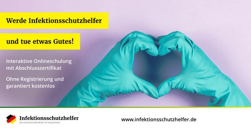 """Mittelstand startete Aktion """"Deutschland sucht eine Million Infektionsschutzhelfer!"""""""