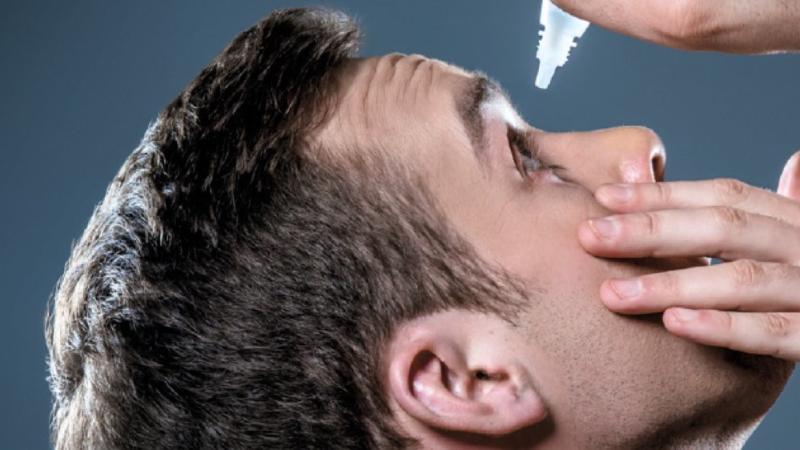 Wie wirken Augentropfen bei Allergie?