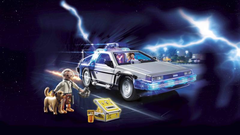 Happy Birthday, Doc & Marty! Mit PLAYMOBIL gehts Zurück in die Zukunft
