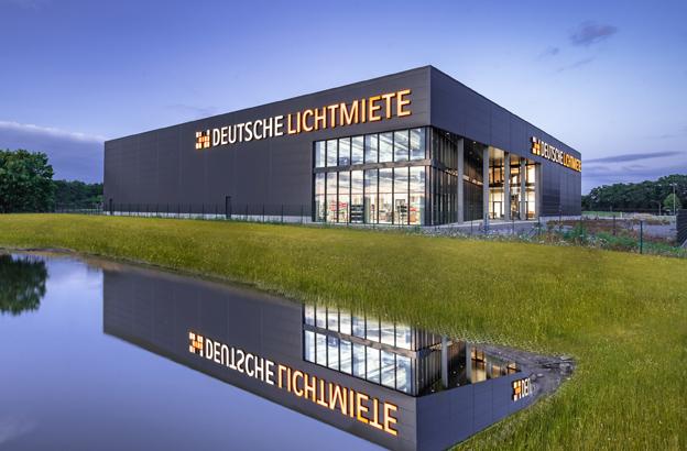 Deutsche Lichtmiete erzielt erneut Bestmarken in 2019