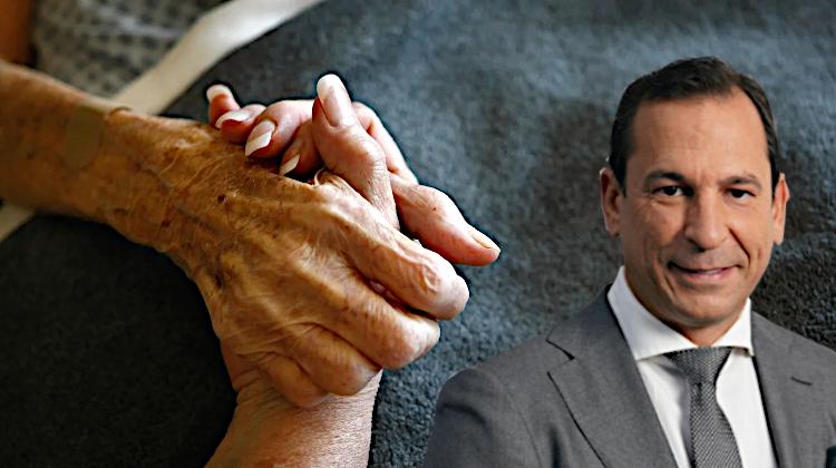 Josip Heit und die GSB Gold Standard Banking im Interview zum Tag der Pflege