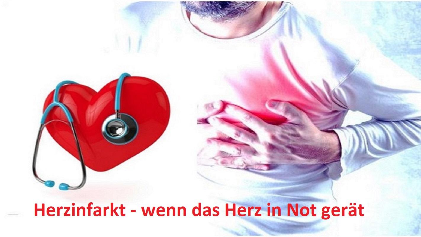 Herzinfarkt – wenn das Herz in Not gerät