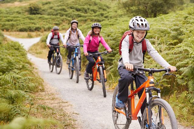Fahrradtour: Freiheit auf zwei Rädern? – Verbraucherinformation der ERGO Rechtsschutz Leistungs-GmbH