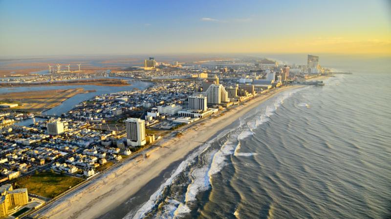 Fünf Gründe, Atlantic City zu besuchen