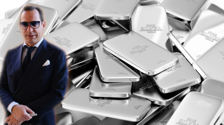 Josip Heit in interview on the price development of silver and gold