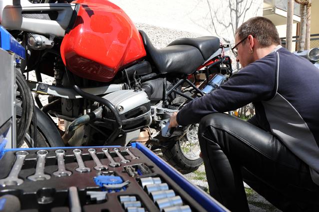 Sicheres Motorradvergnügen – Verbraucherinformation der ERGO Group
