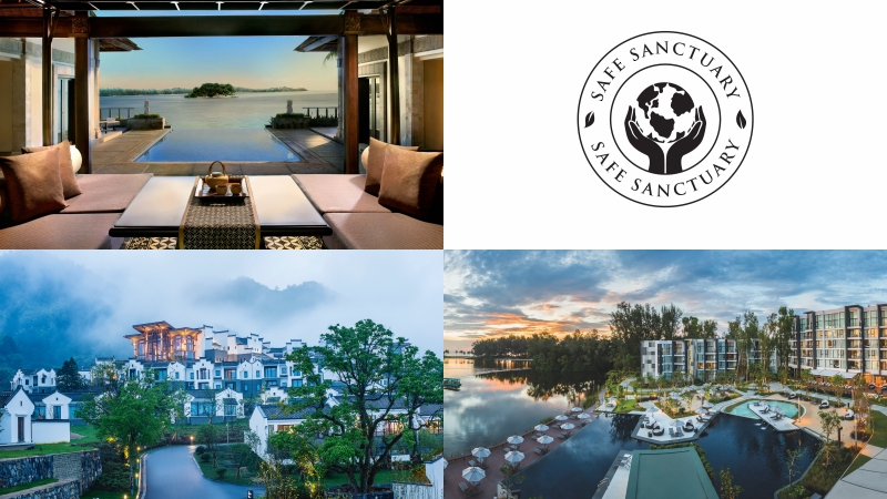Banyan Tree Hotels & Resorts lanciert Gesundheits-Label SAFE SANCTUARY