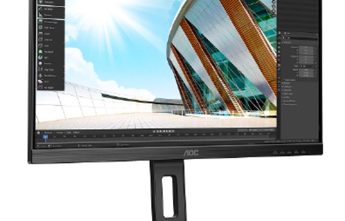 AOC präsentiert neue Serie P2 mit zehn Modellen für professionelle Anwender