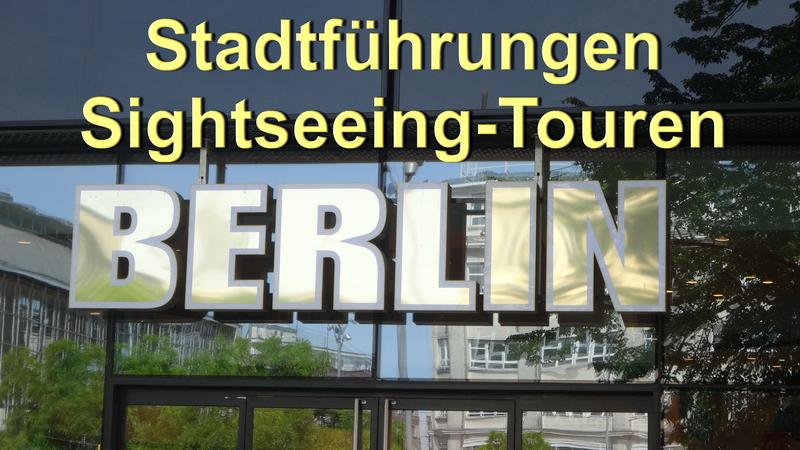 Berlin-Sightseeing Neustart mit Mindestabstand