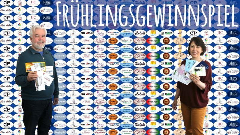 Weilburg: Frühlingsgewinnspiel gestartet