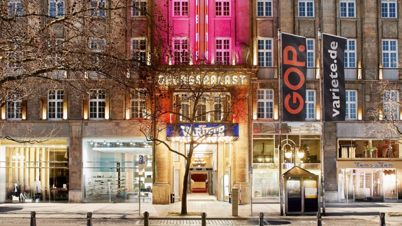 GOP Variete-Theater Hannover: Start des Theaterbetriebes!