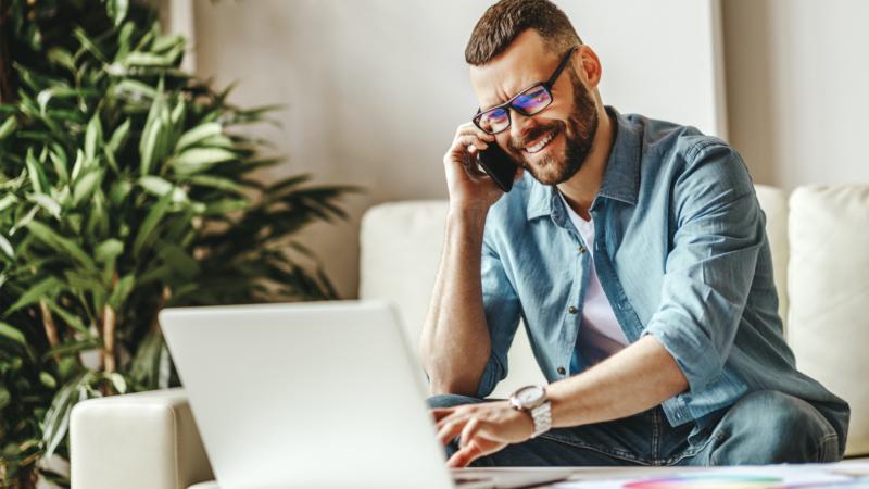 IT-Sicherheit im Home-Office: Tipps von CARMAO zur Risikovermeidung