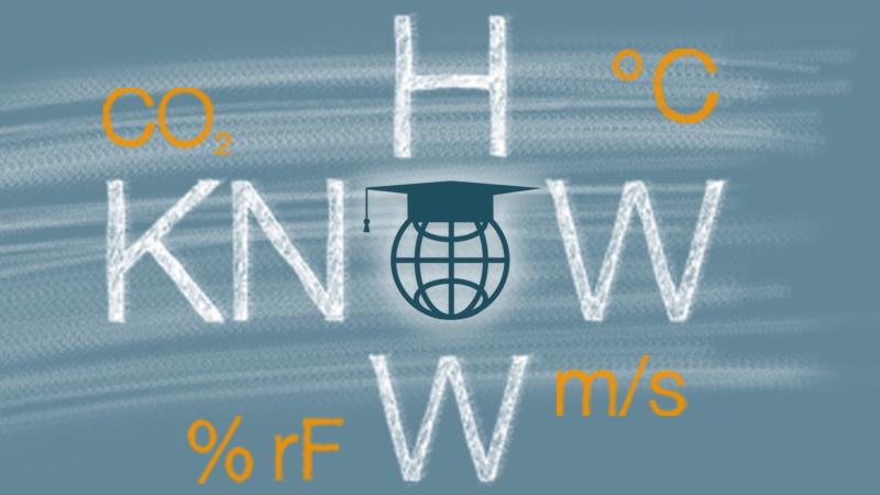Neue Online-Seminar-Reihe: Messgrößen in der Klimatechnik