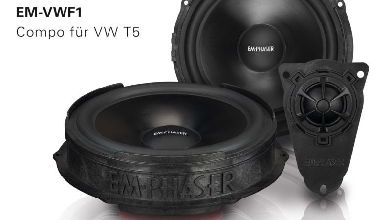Klangupgrade im Bulli – EMPHASERs Compo EM-VWF1 für VW T5