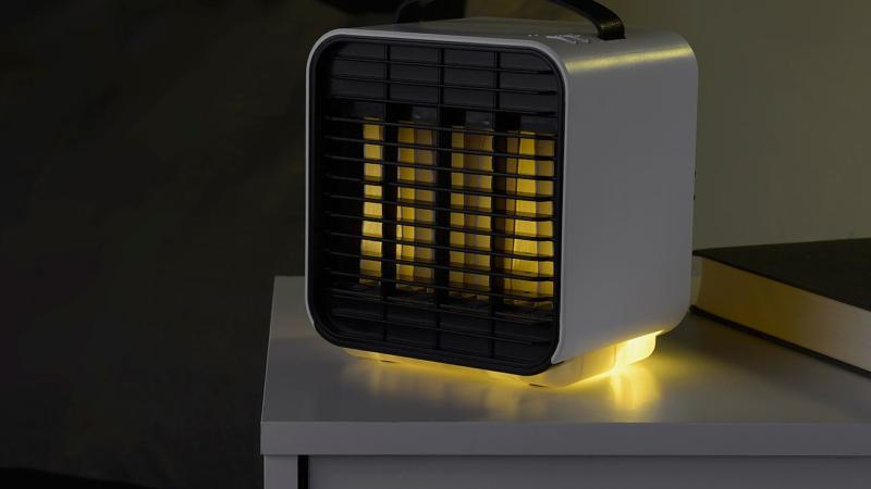 Sichler Haushaltsgeräte Mini-Akku-Luftkühler LW-100