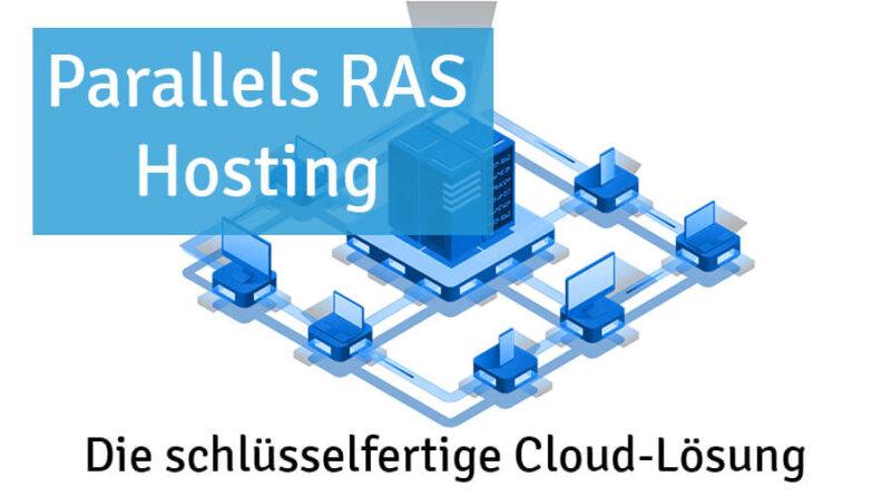 Parallels RAS Hosting – Die schlüsselfertige Cloud-Lösung von united hoster