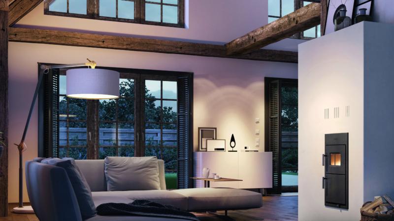 """Heizen mit Holz: Der """"Green Deal"""" im eigenen Wohnzimmer"""