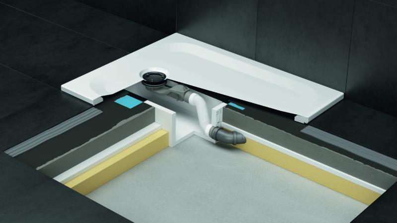Jetzt auch im Altbau: Bette erweitert Einsatzmöglichkeiten der Installationsbox Easy Connect