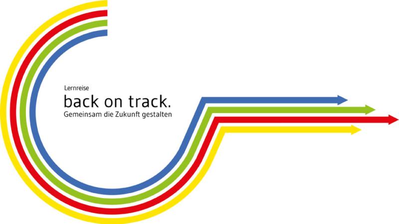 """Online-Lernreise """"Back on track. Gemeinsam die Zukunft gestalten"""" für Unternehmen"""