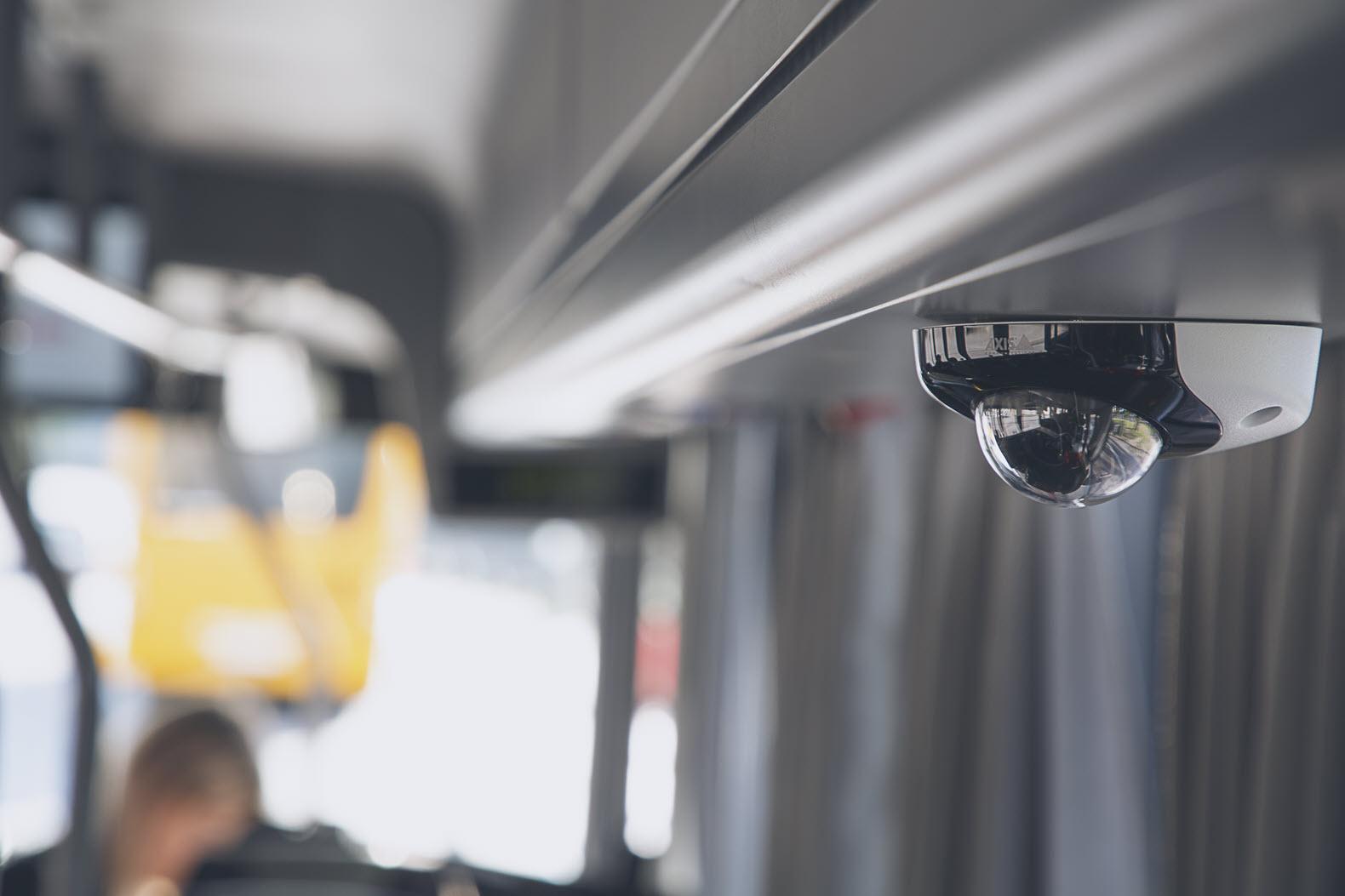 Axis präsentiert neue Generation an Onboard-Kameras