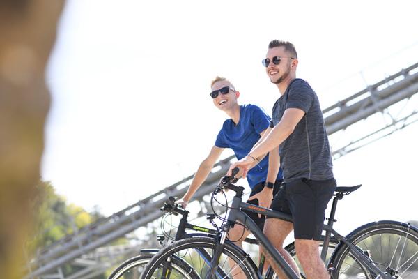 Fahrräder zum Einstiegspreis