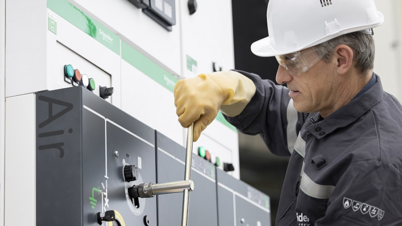 Schneider Electric für den Hermes Award 2020 nominiert