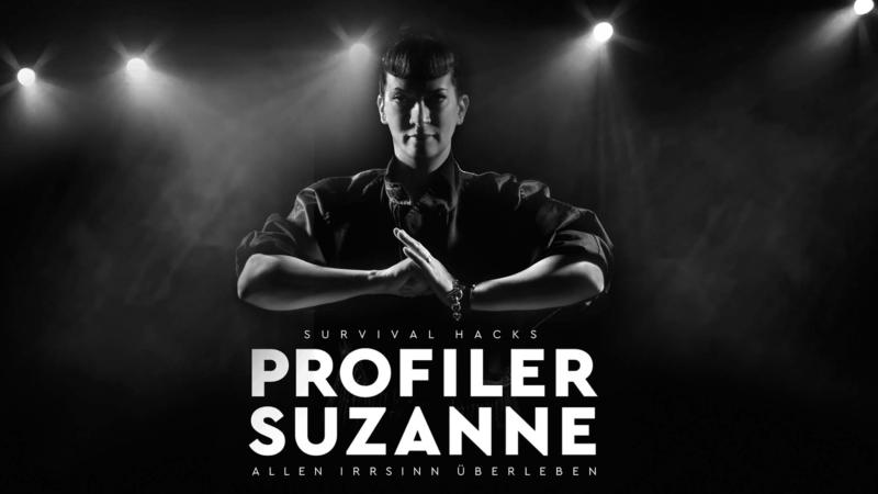 Profiler Suzanne: endlich wieder live