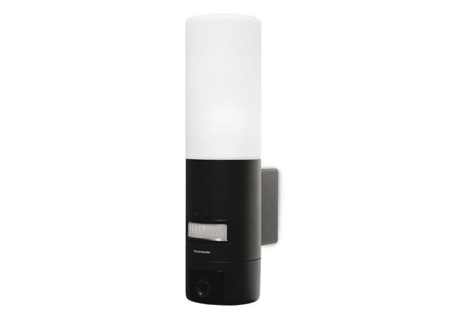 Thomson Außenkamera OUTDOOR 512494 – Kamera plus Lampe!