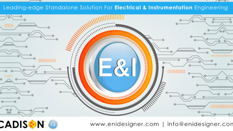 ITandFactory Announces the New Product Release of  CADISON E&I Designer