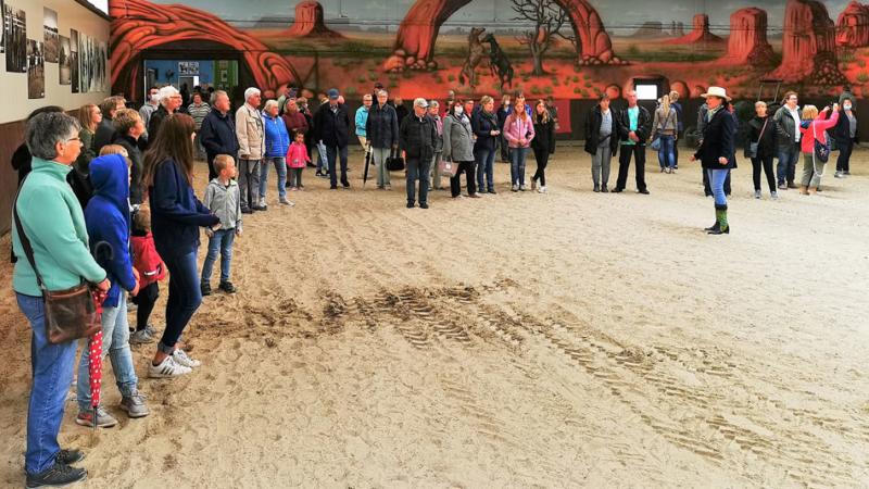 Besucherrekord auf Gut Aiderbichls Ballermann Ranch