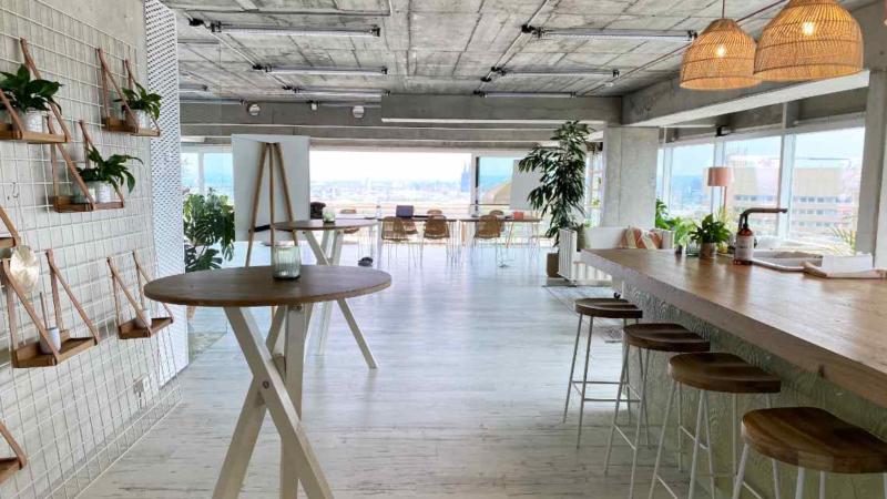 Tagungen und Kreativ-Meetings über den Dächern der Domstadt Köln