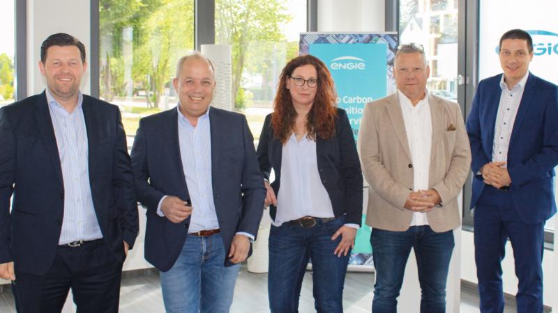 ENGIE Deutschland eröffnet Standort im Raum Aachen