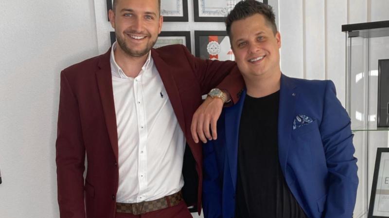Zwei Top Experten gründen neues Unternehmen