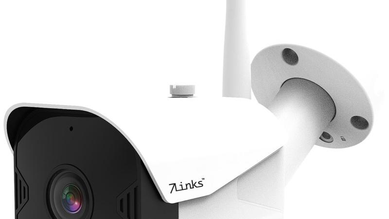 7links Outdoor-WLAN-IP-Überwachungskamera IPC-880
