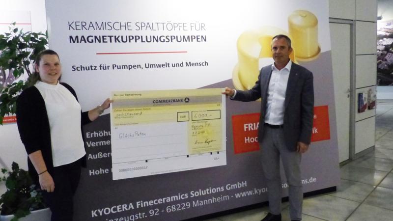 Kyocera sozial engagiert: Wie das globale Unternehmen lokal unterstützt