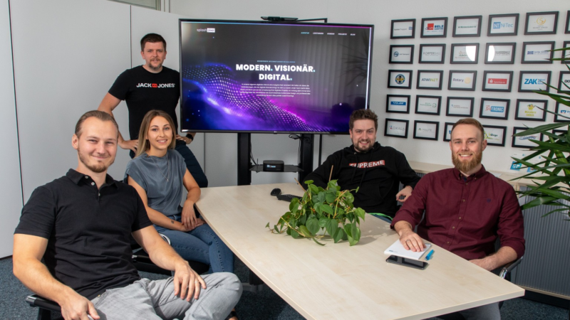 Splashpixel Relaunch: Internetagentur mit neuem Auftritt