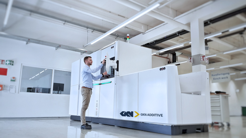 The evolution of metal 3D printing: IDAM projects reports halfway results on industrialization of Additive Manufacturing with real-time IoT