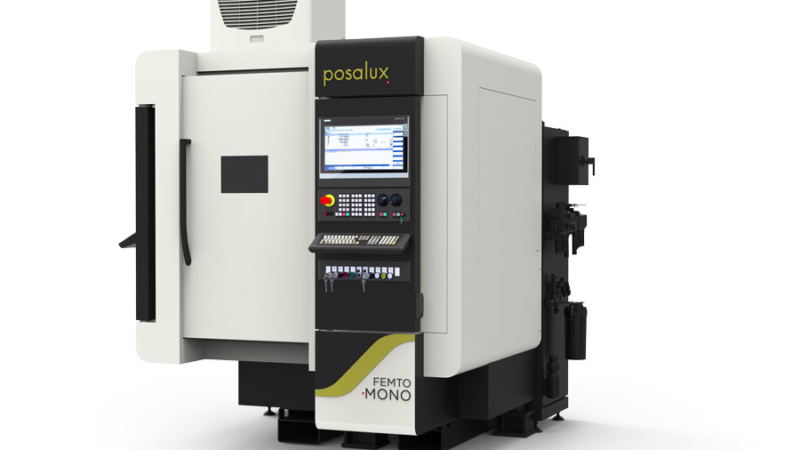 Posalux: Lasers for all environments