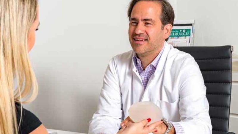 Facharzt in Kaiserslautern: Mammographie vor Brustvergrößerung?