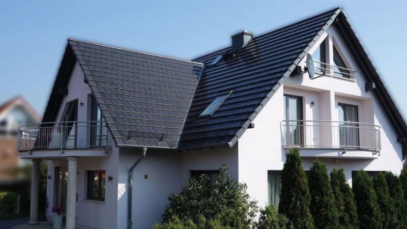 Innovative Solardachziegeln für hohe Ansprüche