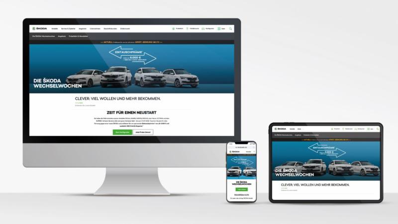 SKODA AUTO Deutschland setzt auf individuelle Customer Experience